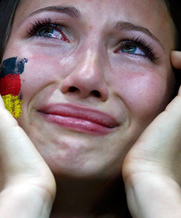 German fan