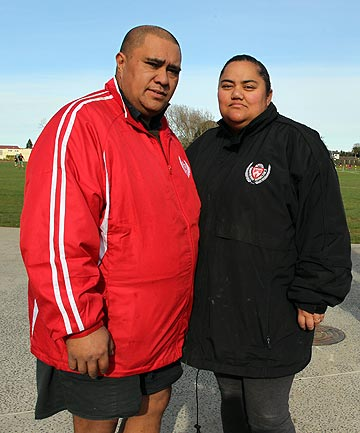 Roberta and Ralph Morunga