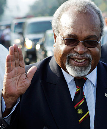 Sir Michael Somare
