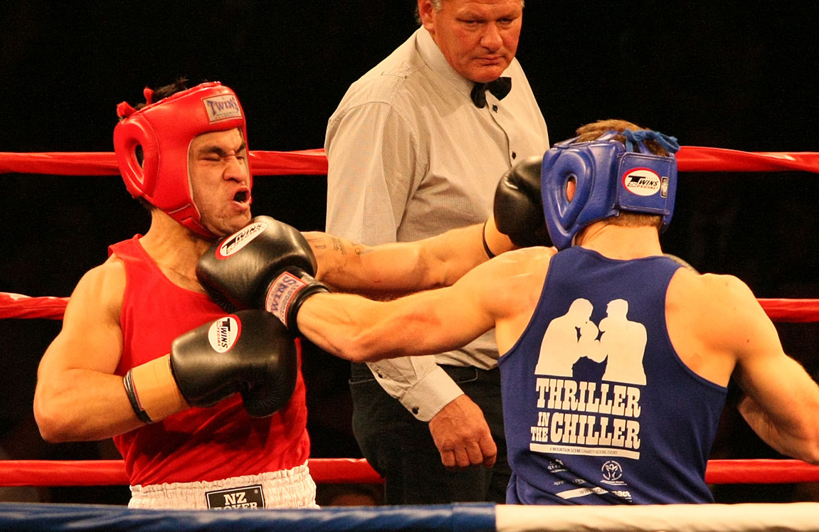 Boxing 2012 Queenstown Winter Festival