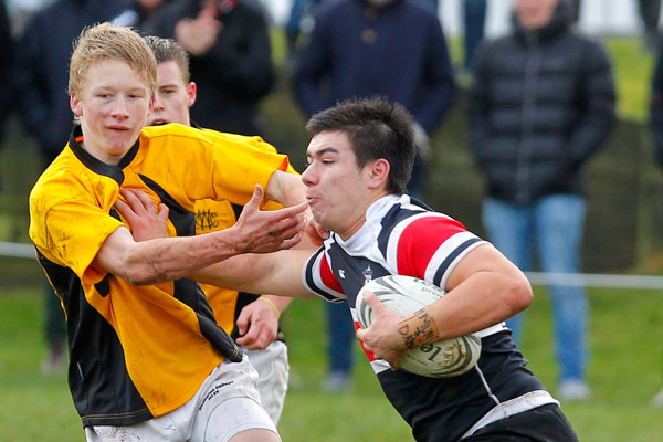 Wellington College vs Scots