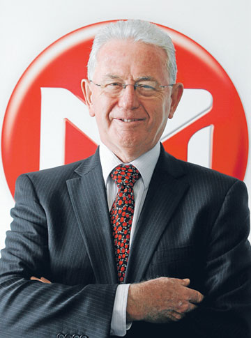 DECLINE: NZ Post head Sir  Michael Cullen wants the SOE's duties reviewed.