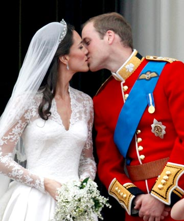 Kate and Wills wedding