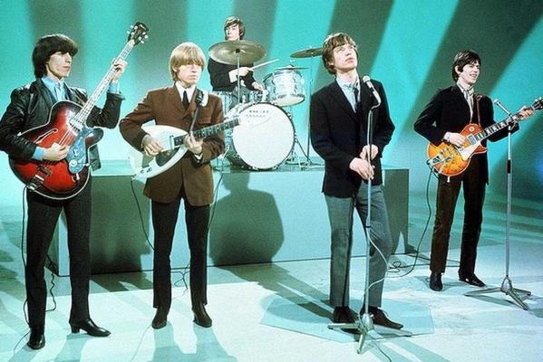The Rolling Stones turn 50.