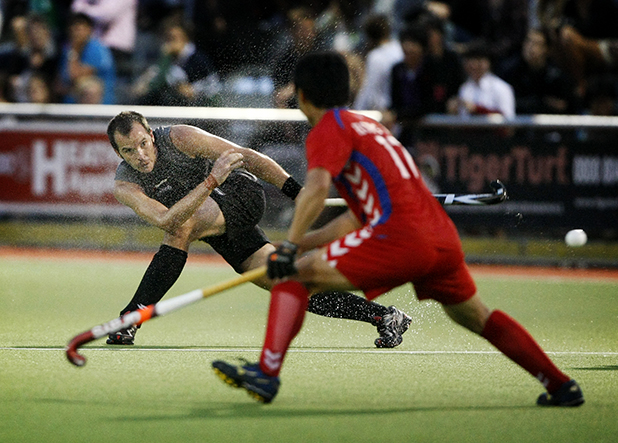TEAM STALWART: Blair Hopping has played more than 250 games for the Black Sticks.