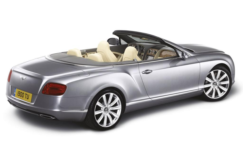 A Bentley Continental GTC will be the most expensive car on display at the Speedshow in Auckland.
