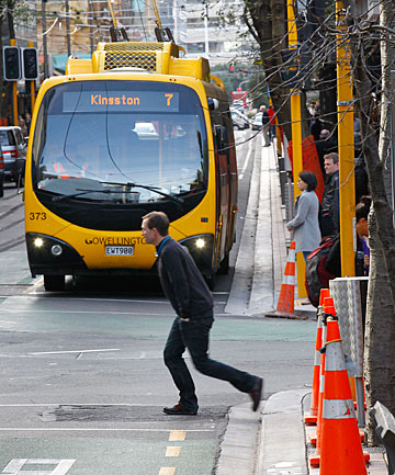 Willis Street buses