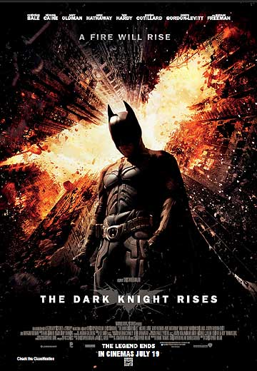 The Dark Knight Rise