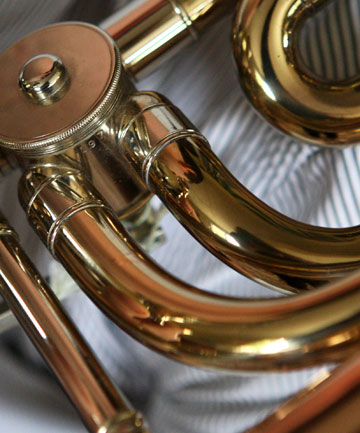 IN TUNE: NZSO's brass section showcased razor sharp playing at the Wellingon Town Hall.