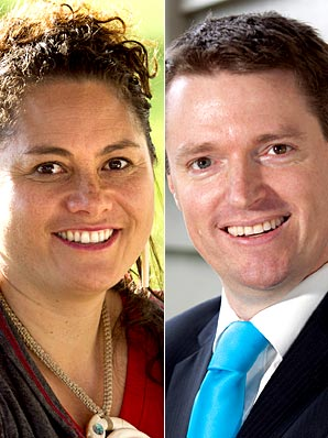 Louisa Wall, Colin Craig