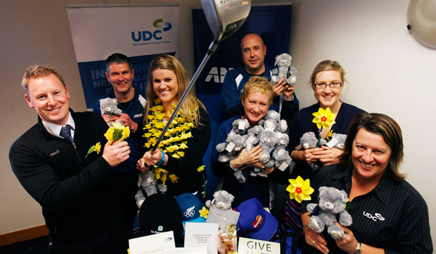 ANZ National and UDC Finance staff,