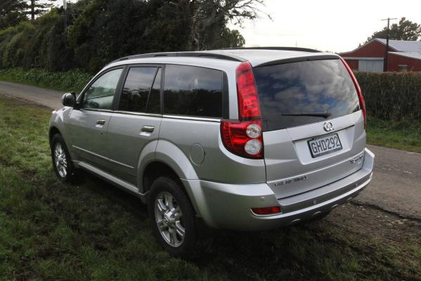 Great Wall X-200 TDI 4WD.