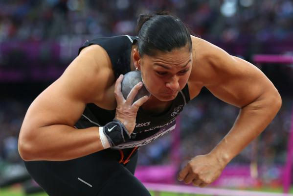 Image result for Valerie Adams Shot Put