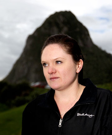 New Plymouth woman Rebecca Hartley-Smith