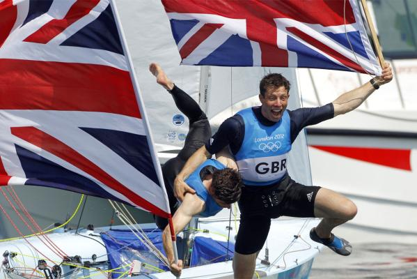 Olympic action - day 14 gallery