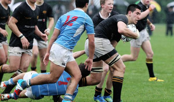 St Pats v College