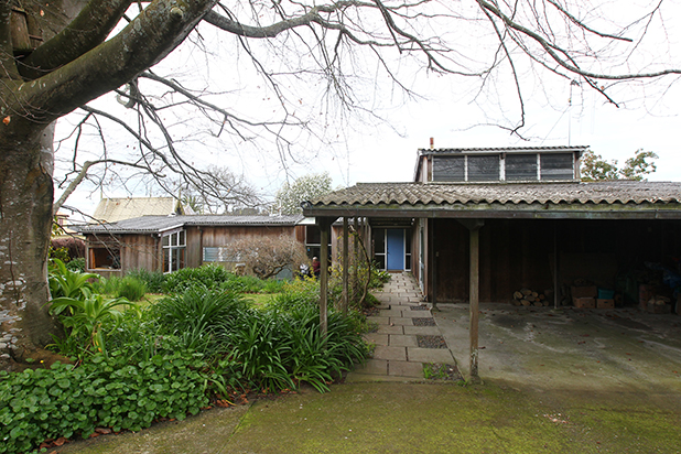 ENDANGERED: The Lomas family home could be levelled  when it comes under new ownership later this month.