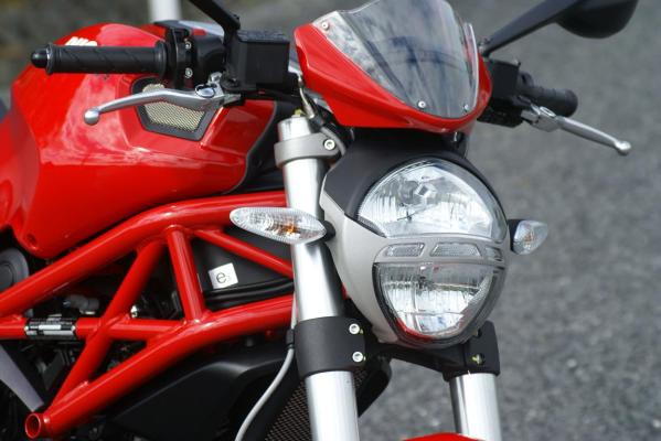 Ducati Monster 659 LAMS ABS
