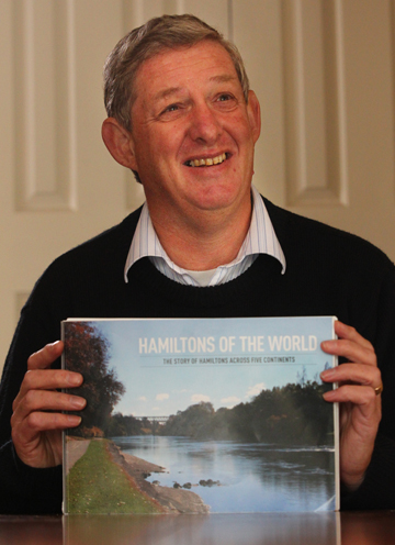 Tim Brooker, Rotarian and author