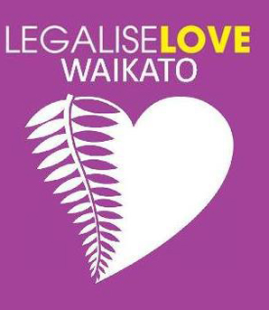 Legalise Love Waikato, a new branch of the Wellington-based lobby group, will hold 'First da