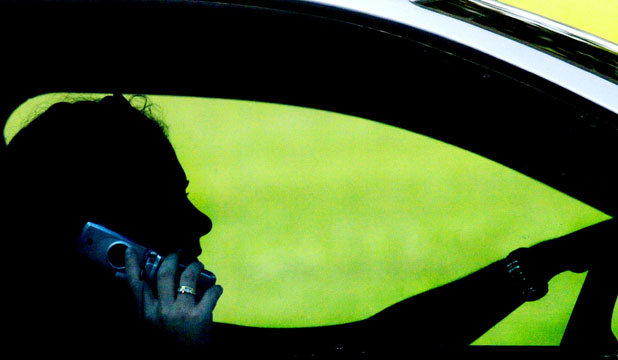 People who talk on cell phones tend to be more unsafe drivers, says a new study from MIT that included a test drive.
