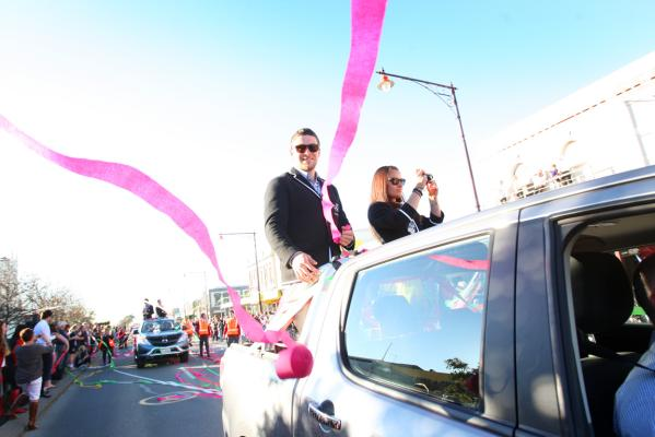 Southland Olympians Parade
