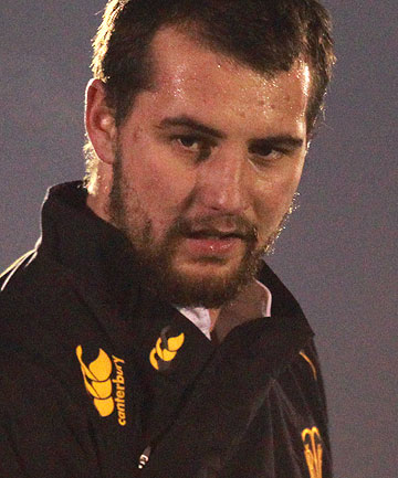 BLADE THOMSON: To start at No 8 for Taranaki against Bay Of Plenty.