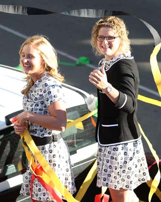 Southland Olympians Parade 2012.