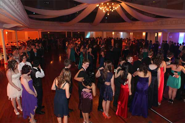 Tawa College Ball