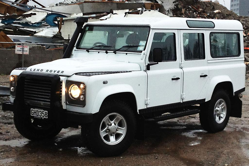 Land Rover Defender 110 Station Wagon