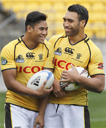 Vito and Savea