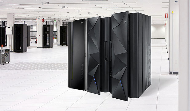 zEnterprise EC12 mainframe server