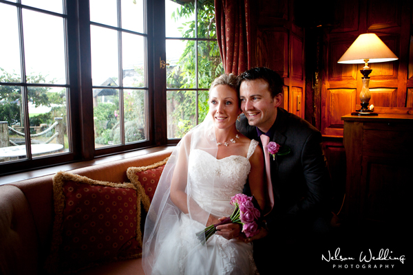 Neil and Kirsty Whiteside