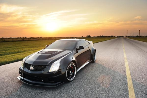 Hennessey Motorsport's 1226hp Cadillac.