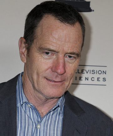 TOP STUFF: Bryan Cranston is dynamite in Breaking Bad.