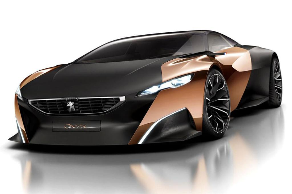Peugeot's Onyx supercar will be