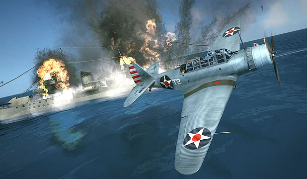 Damage Inc: Pacific Squadron WW2