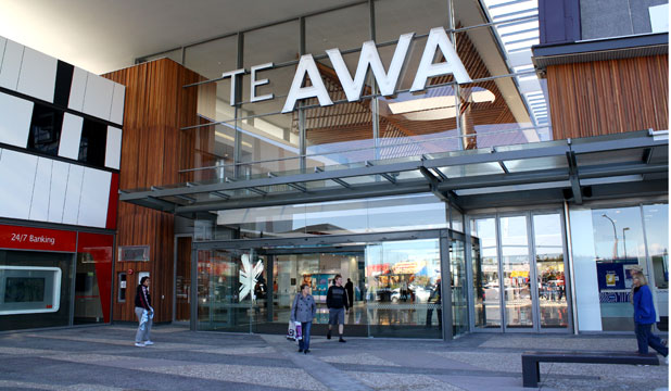 Hamilton's Te Awa at The Base