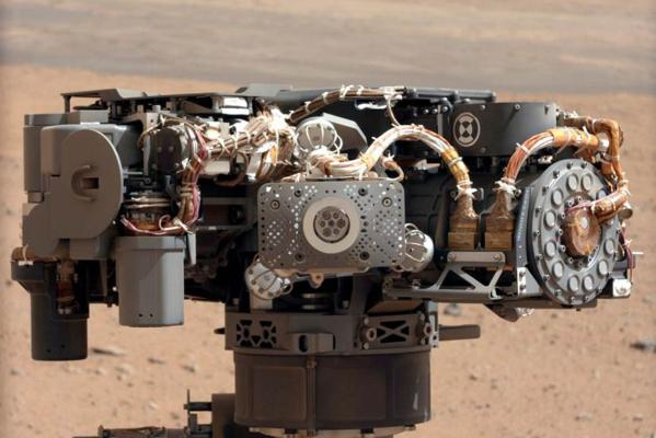 Curiosity's Alpha Particle X-ray Spectrometer