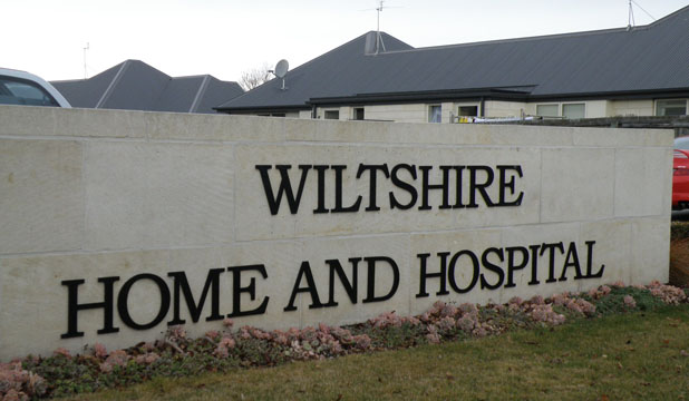 Wiltshire rest home