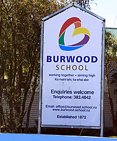 Burwood School
