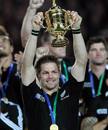 Richie McCaw World Cup