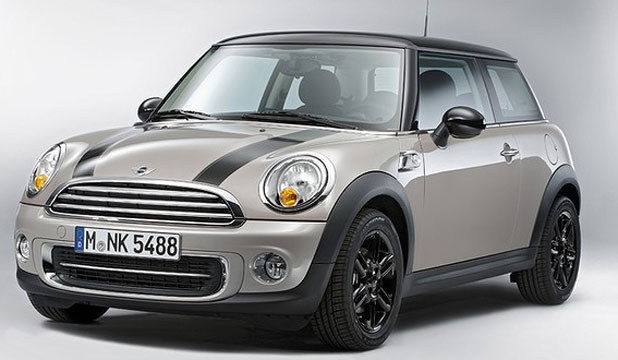 SPECIAL EDITION: Mini Cooper Baker Street.