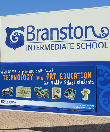 Branston Intermediate School