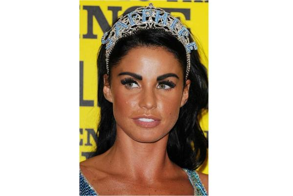 Makeup mistakes Katie Price