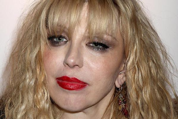 Makeup mistakes Courtney Love