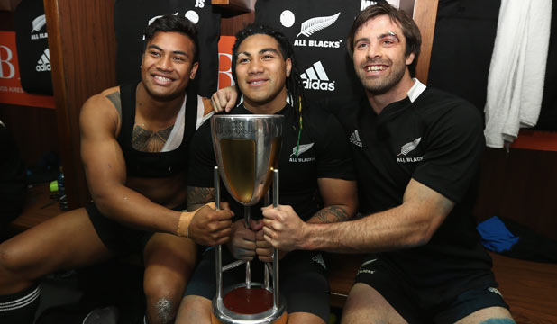 Julian Savea, Ma'a Nonu, Conrad Smith