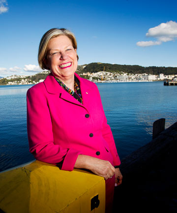 Carnival Australia chief executive  Ann Sherry
