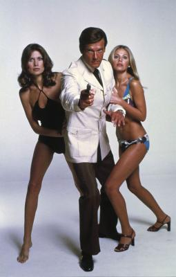 Bond girls show women's progress