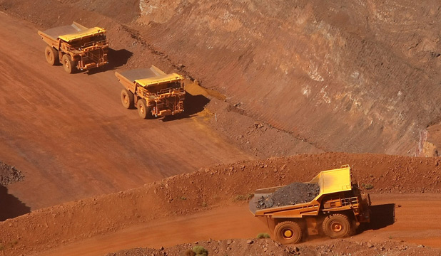 GOLD RUSH: Western Australia's mining boom has attracte